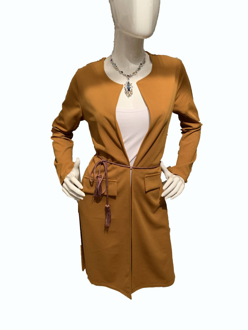 Ladies fashion cardigan, dames vest