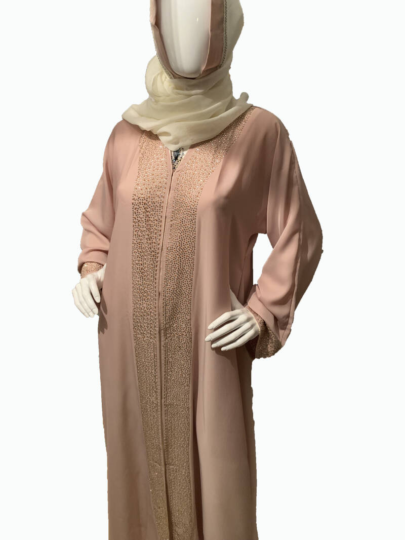 Dames L'Abaya, new Dubai fashion! Mode 2019.