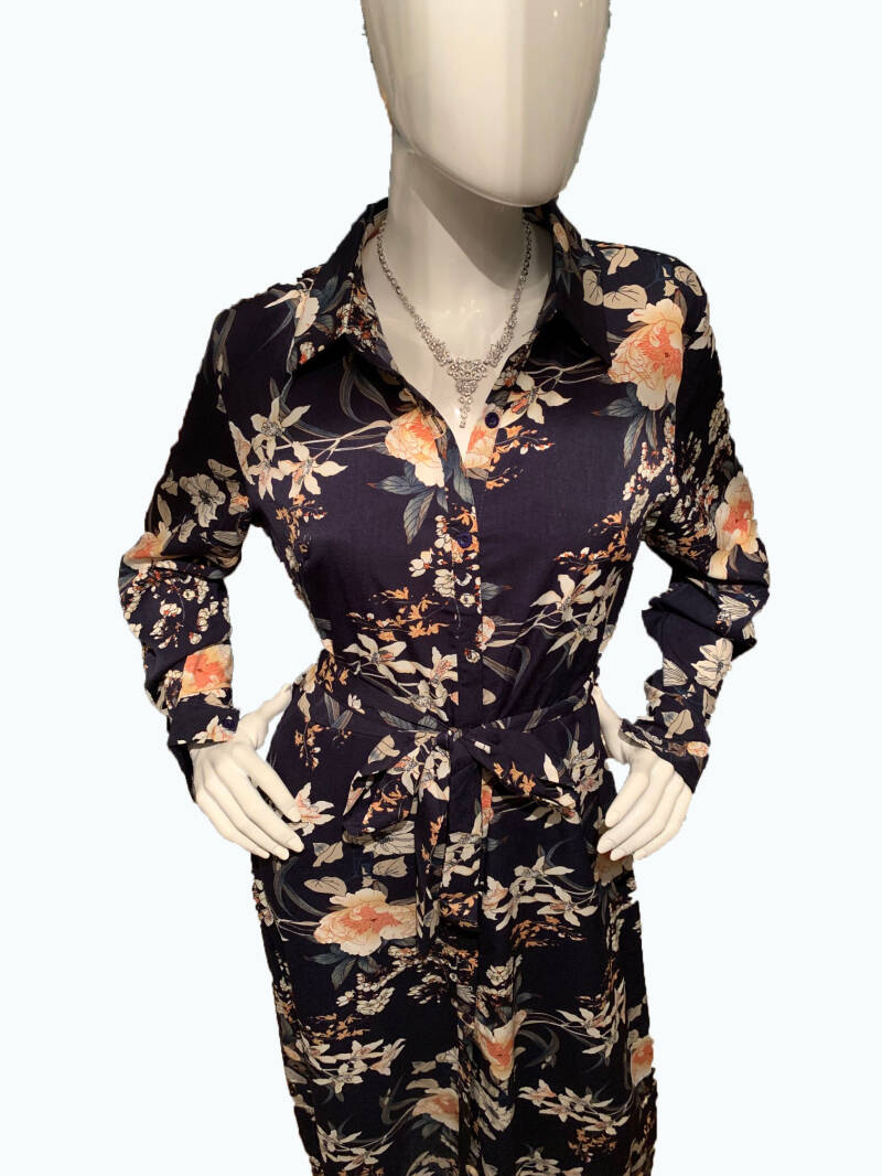 Dames Fashion Blouse jurk.