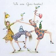 We are Gin-tastic!
