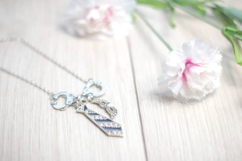 Fifty Shades Necklace