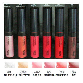 Royal Effem colour & protection lipgloss