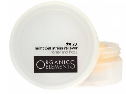 Organic elements night cell stress reliever DSF20