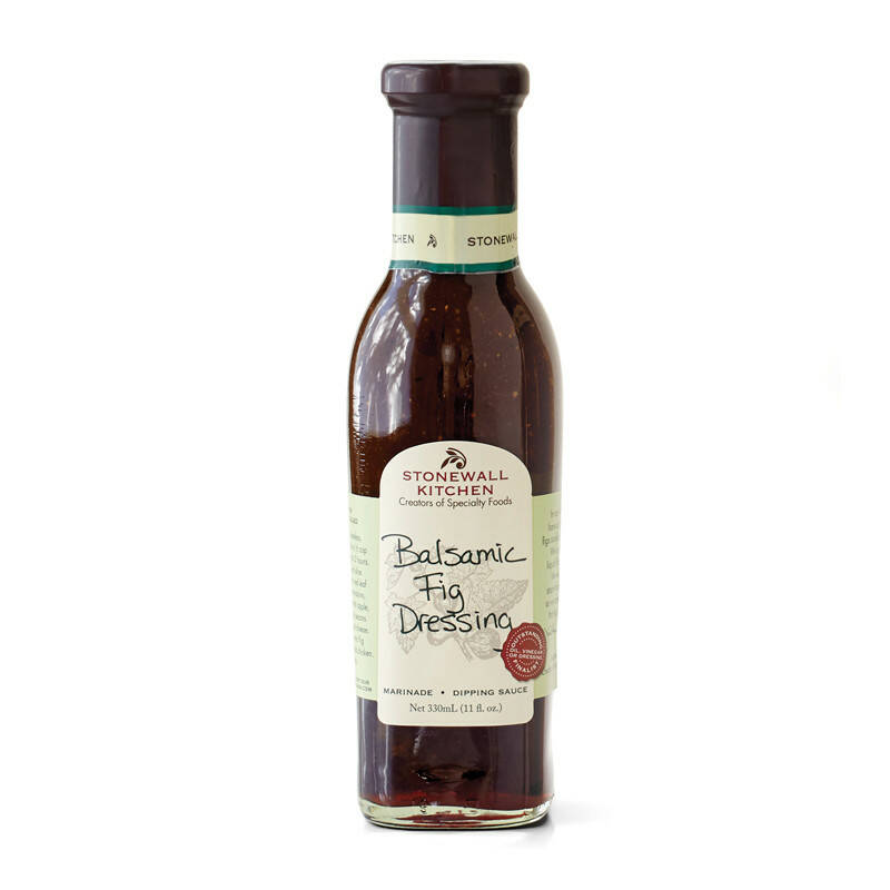 BALSAMIC FIG DRESSING 330ML