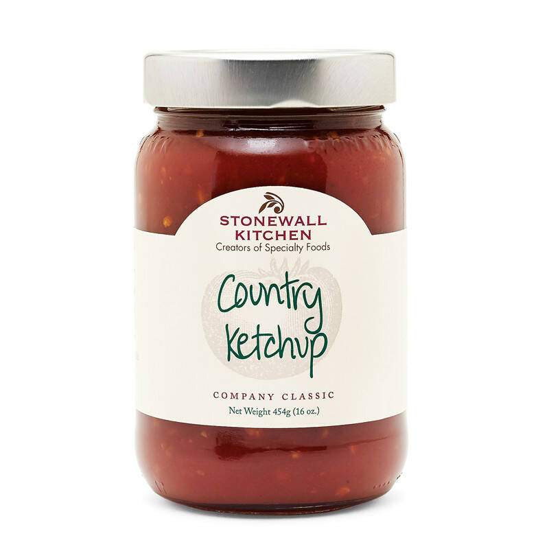 COUNTRY KETCHUP 454GR