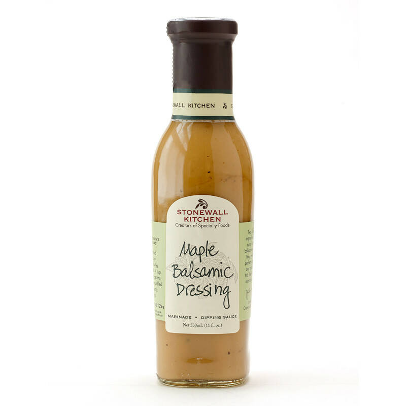 MAPLE BALSAMIC DRESSING 330ML