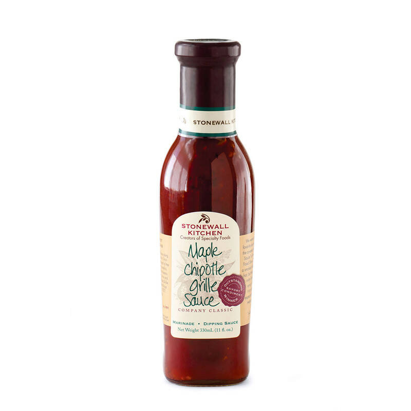MAPLE CHIPOTLE GRILLE SAUCE 330ML