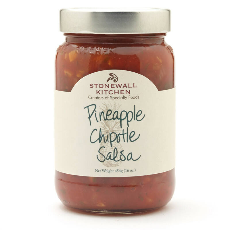 PINEAPPLE CHIPOTLE SALSA 473ML