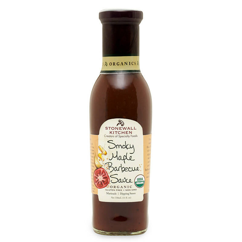 SMOKY MAPLE BARBECUE SAUCE 330ML