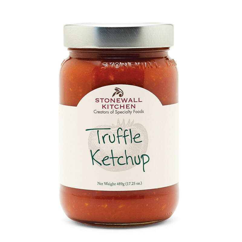 TRUFFLE KETCHUP 489GR