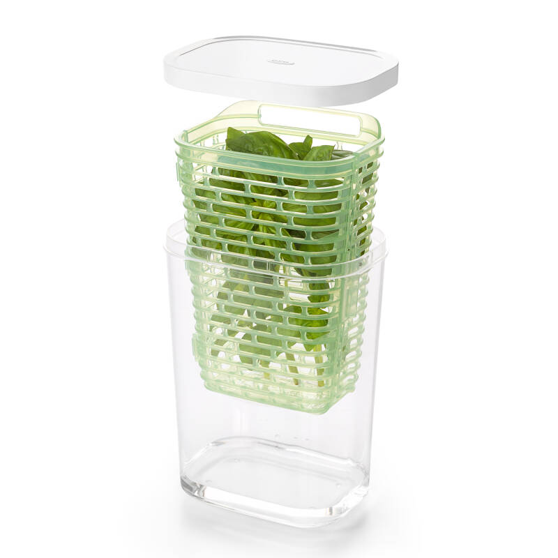 OXO Good Grips | Vershoudbox 'GreenSaver Herbs', groot