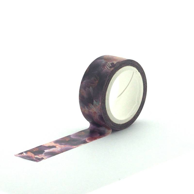 Washi Tape Romantic Blossom