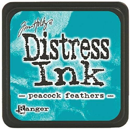 Ranger • Tim Holtz Distress ink pad Peacock feathers