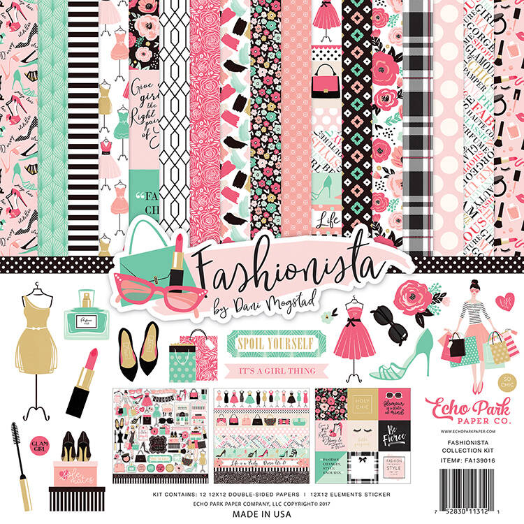Echo Park - Fashionista (Collection Kit)