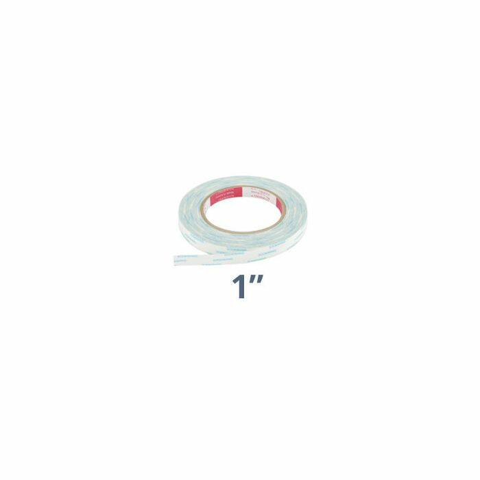 """Scor-tape double sided adhesive 1"""" x 27 yards (250mm x 25m)"""
