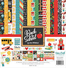 Echo Park - Back to School (Collection Kit)