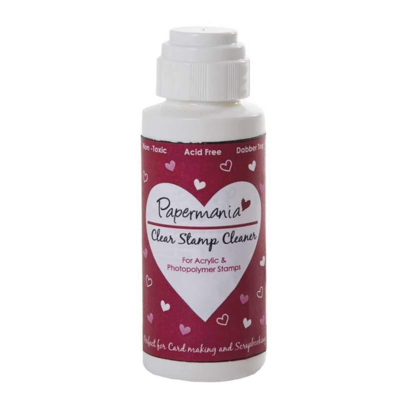 Clear Stamp Cleaner Papermania