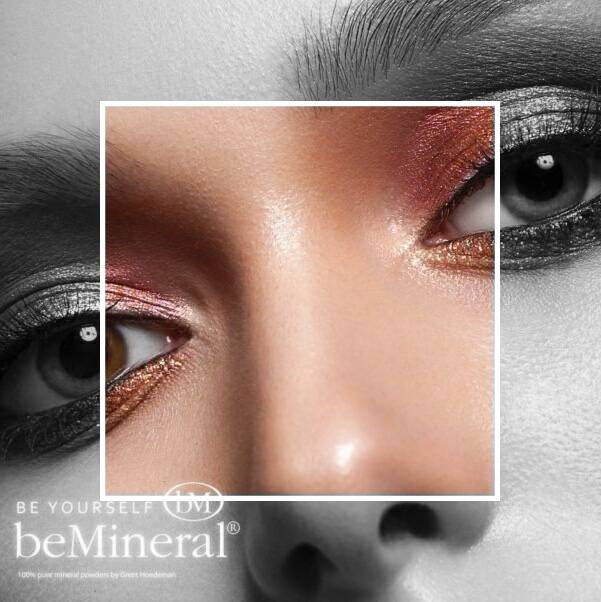 beMineral® minerale make-up voorjaarskleuren