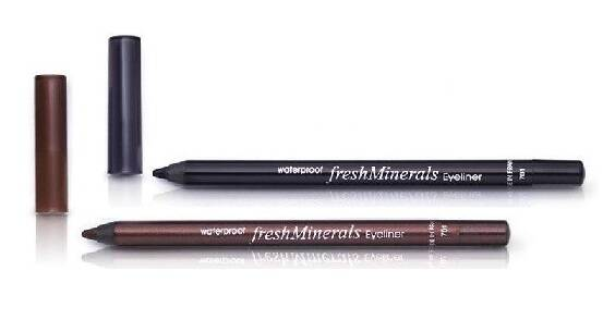 freshMineral waterproof eyeliner