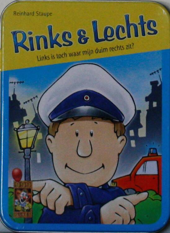 999-games Rinks & lechts