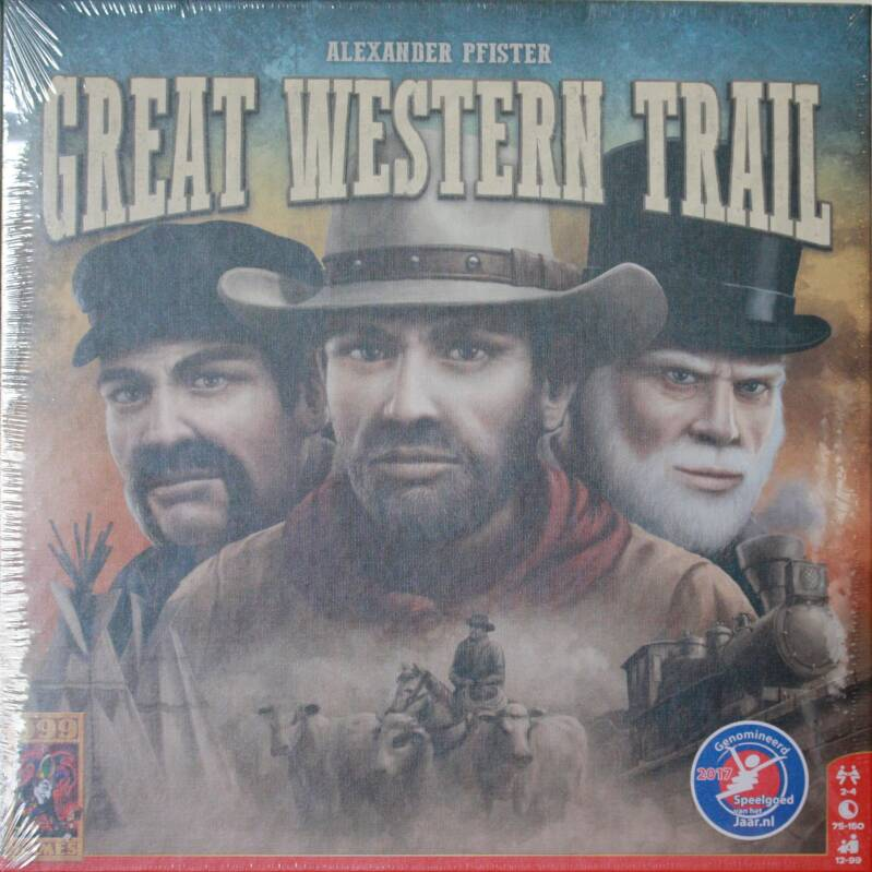 999-games Great western trail