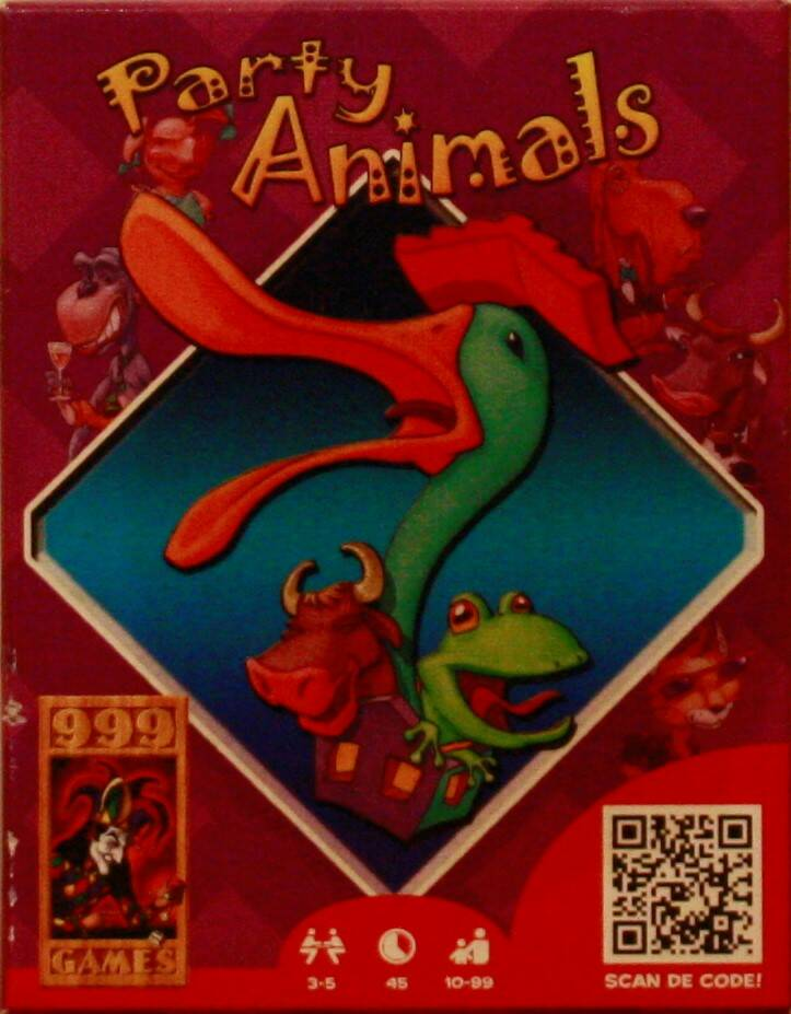 999-games Party Animals