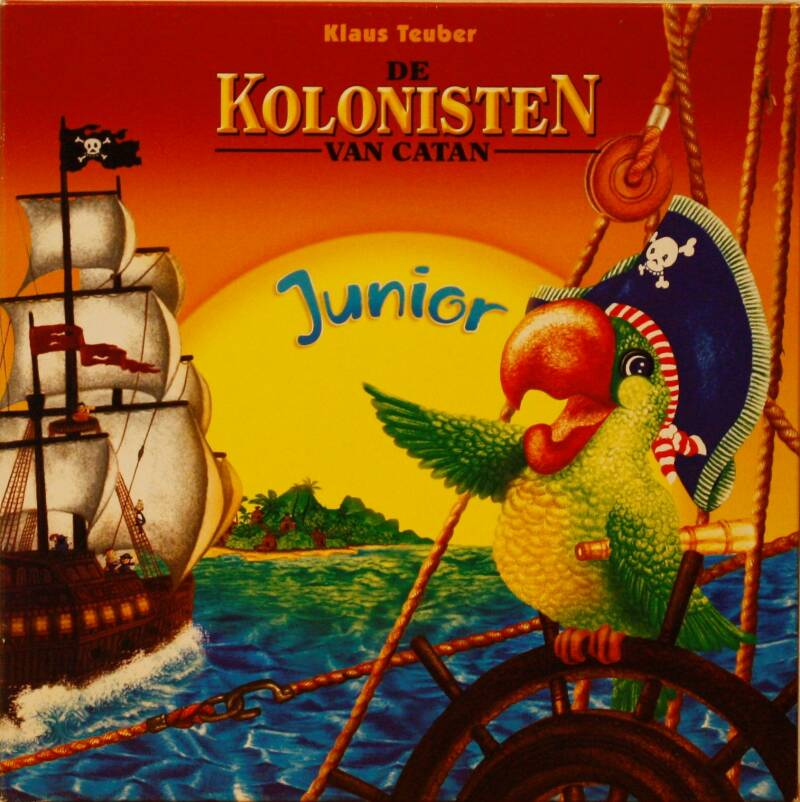 999-games kolonisten van catan junior