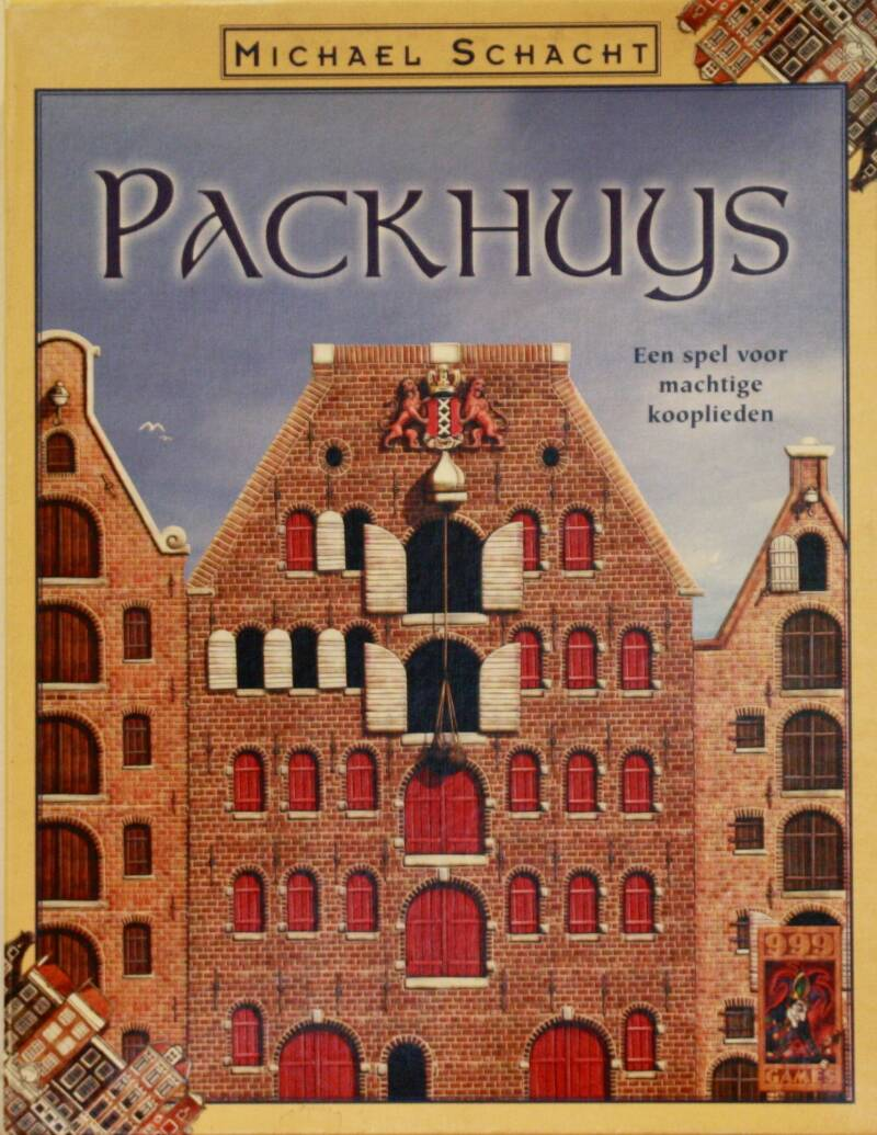 999-games Packhuys