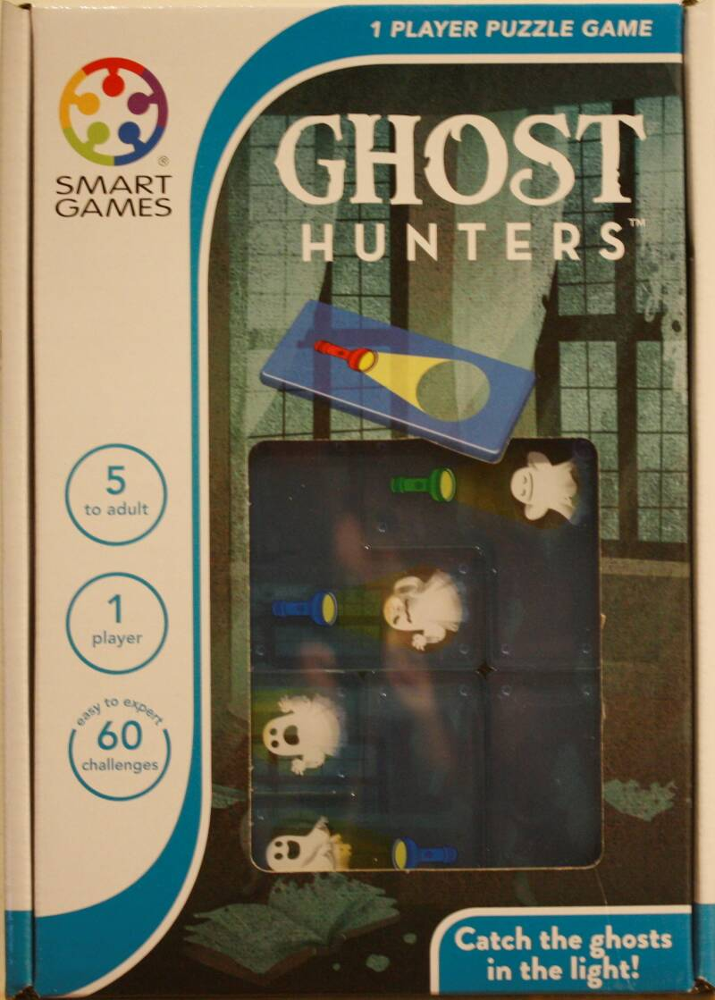 Smart Games  puzzel game Ghost Hunters 433