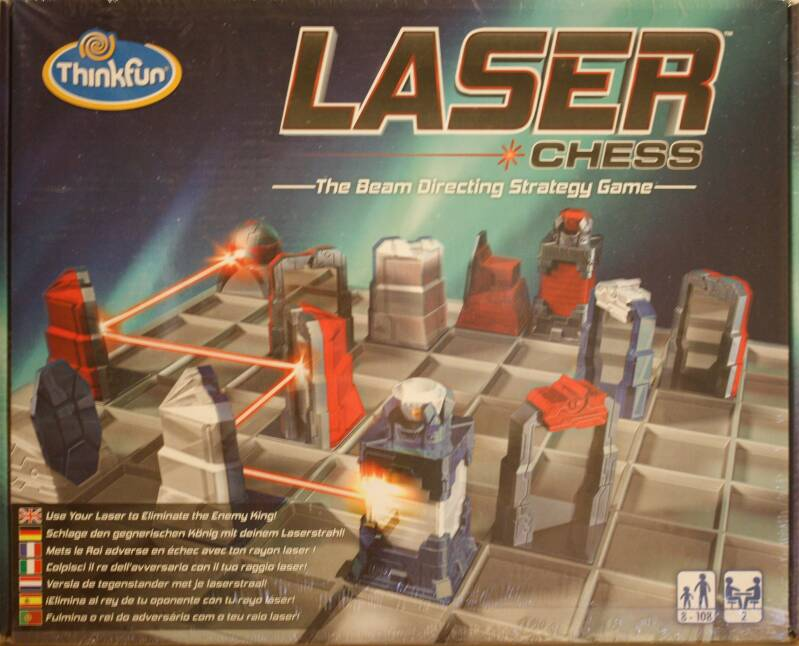 Thinkfun laser chess 763504
