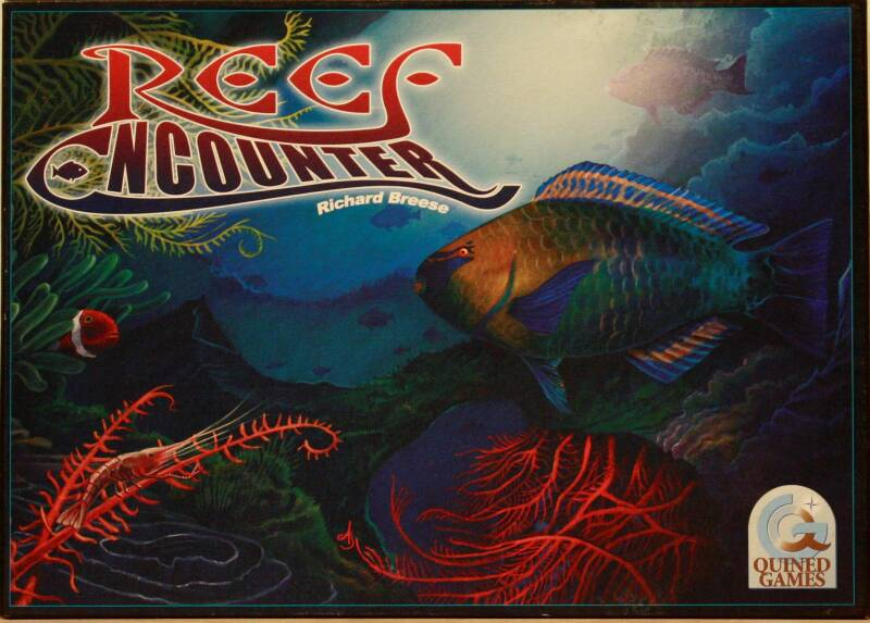 Quined games Reef encounter
