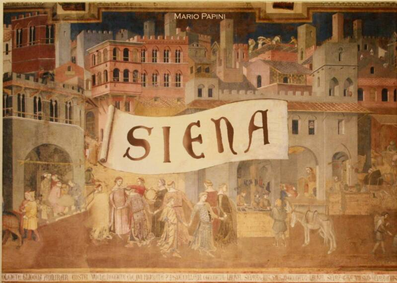 Quined games Siena