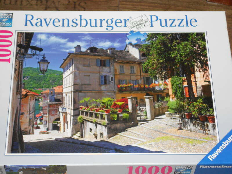 Ravensburger in Piermont, Italie  1000 st.