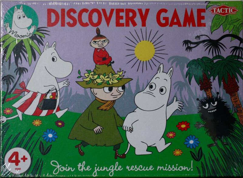 Tactic Moomin discovery game