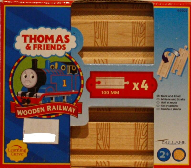 Thomas 100mm rails