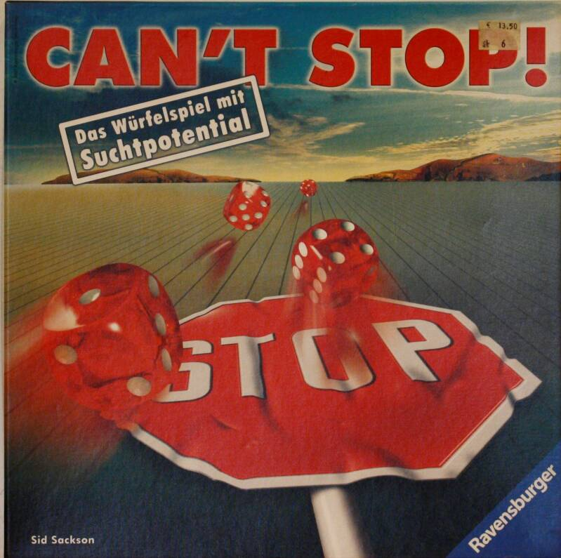 Ravensburger Can't stop