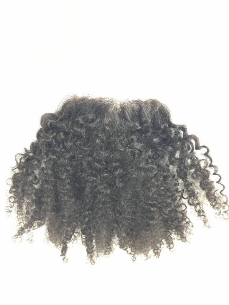 CANDY CANE AFRO 4X4 CLOSURE