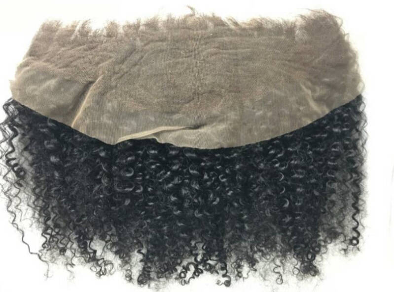CANDY CANE AFRO FRONTAL 13X4