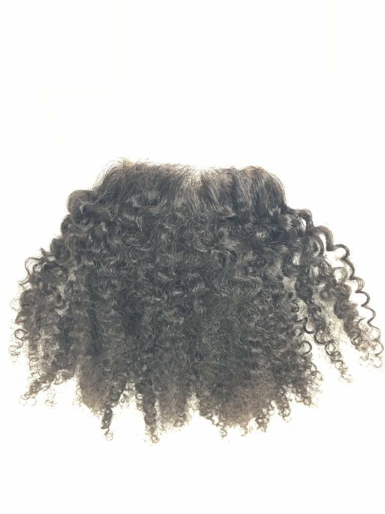 CANDYCANE AFRO CURLS CLOSURE 4x4