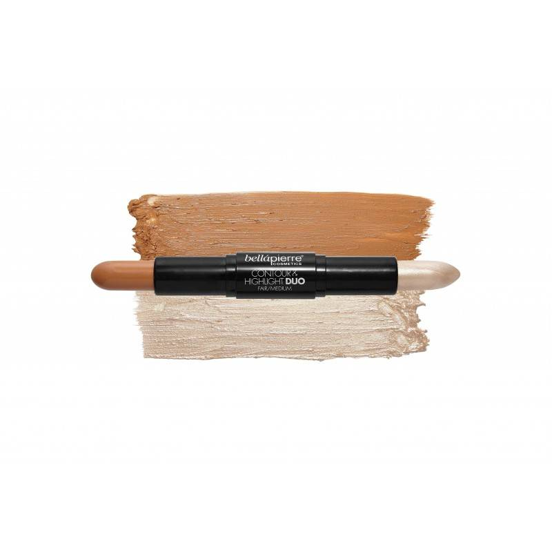 Contour & Highlight Duo Stick Fair/Medium
