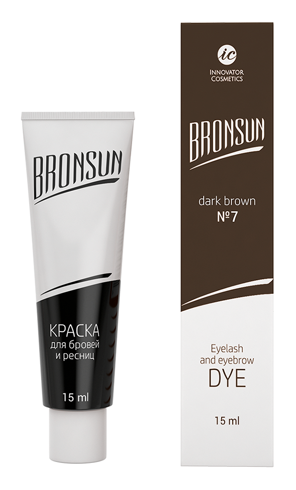 Bronsun nr 7 Dark Brown