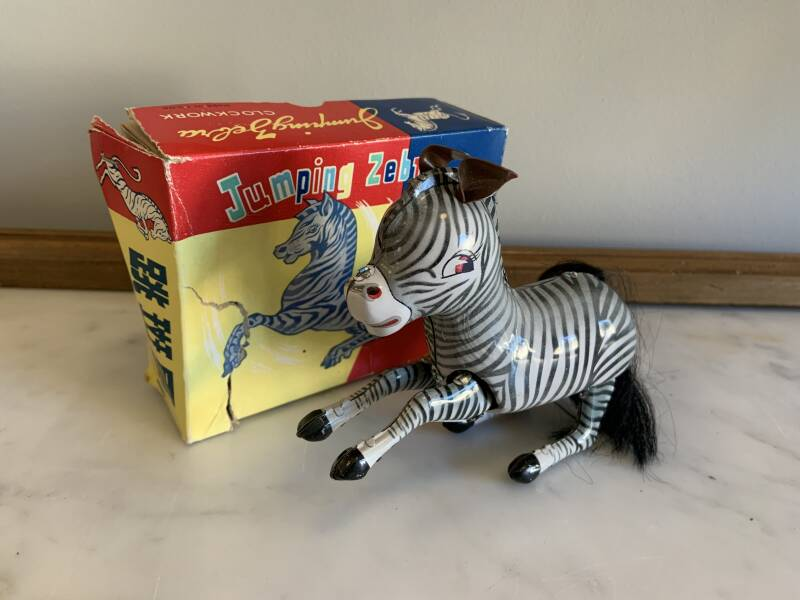 China MS 505 Jumping Zebra