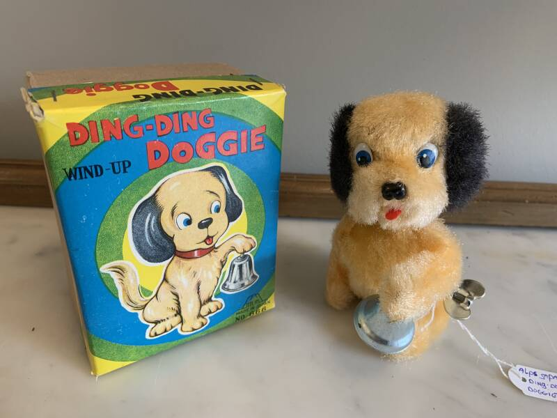 Japan ding dong doggie