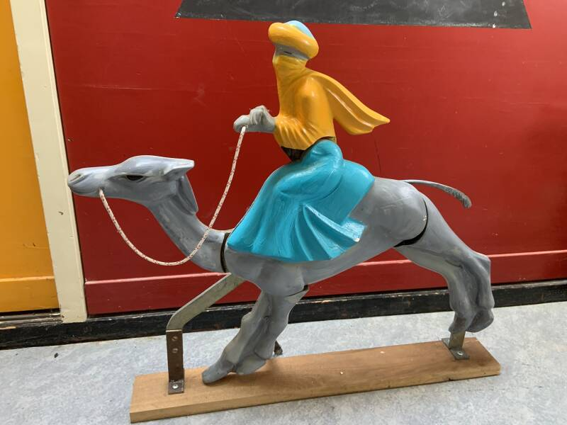 Kentucky Derby Games Figuur Kamel