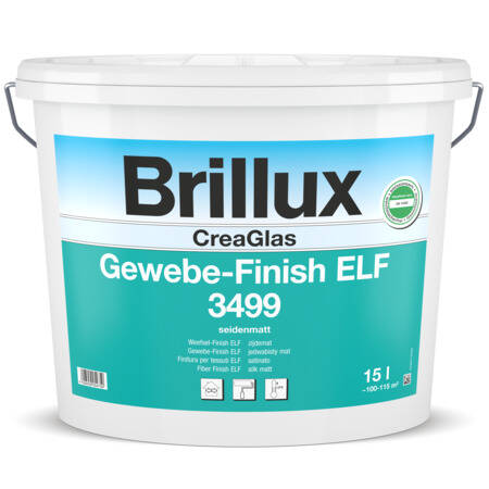 Crea Glasweefsel Finish ELF 3499, 15 Liter
