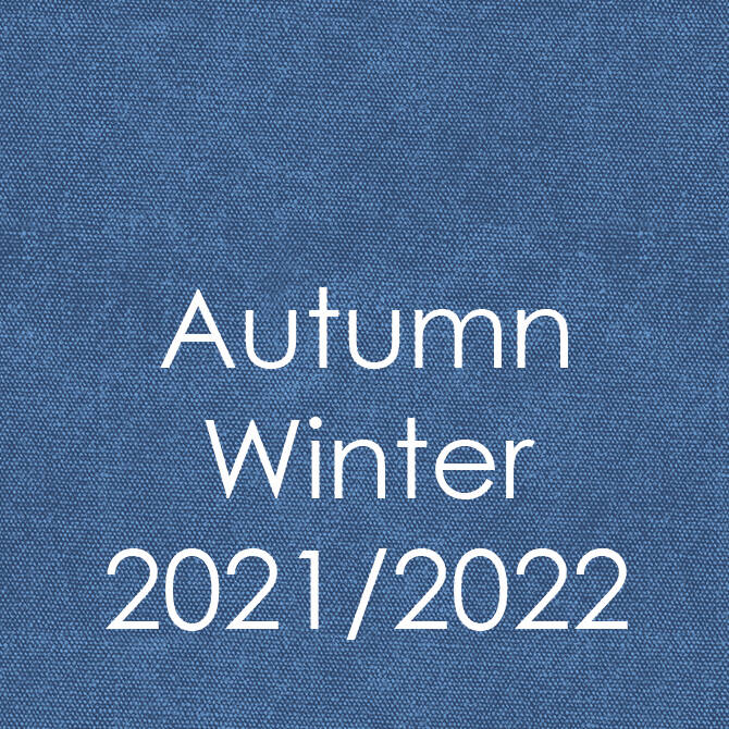 Autumn/Winter 2021/22 Trend Colors & Design Inspiration