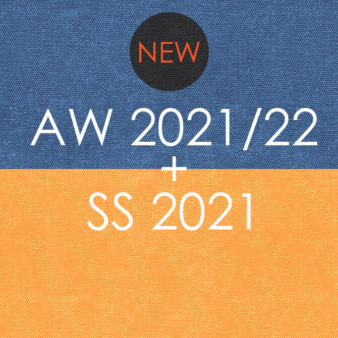 Trend Colors & Design Inspiration: two latest Seasons 2021/22