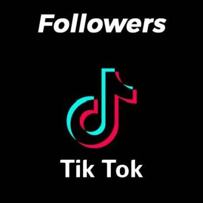 1000 TikTok Fans / Follower