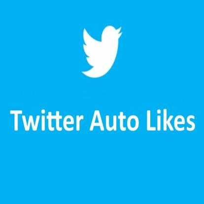 500 Twitter Automatic Likes / Views