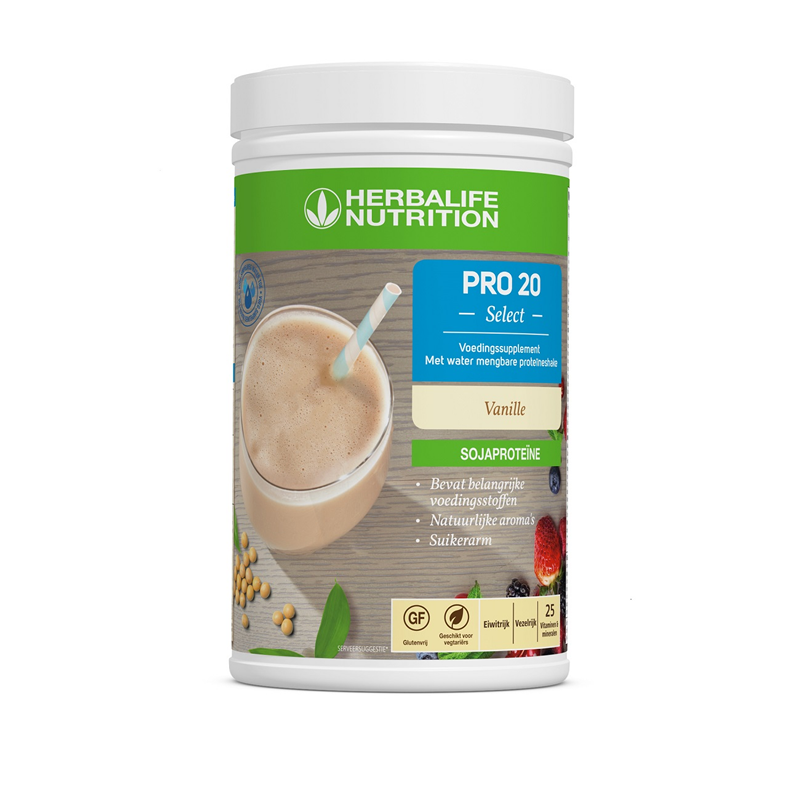 Herbalife Pro 20 Select vanille 630 g